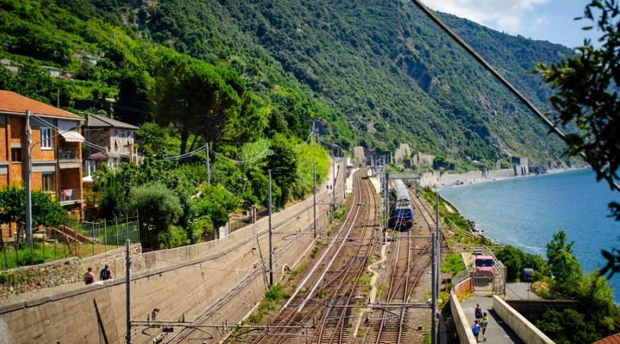 Stazione Corniglia