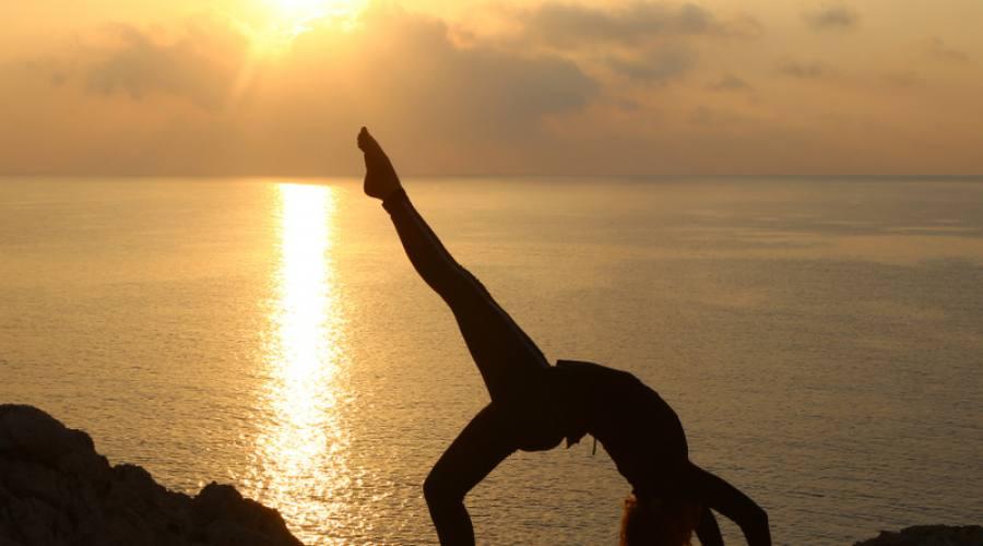 yoga vista mare
