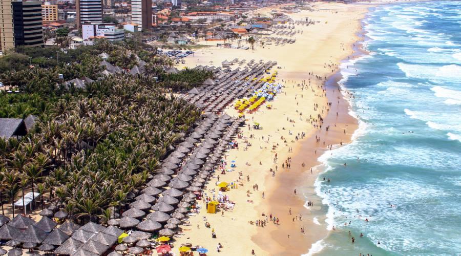 Appartamento 1 o 2 camere zona Porto de Iracema Agosto 2019: Fortaleza