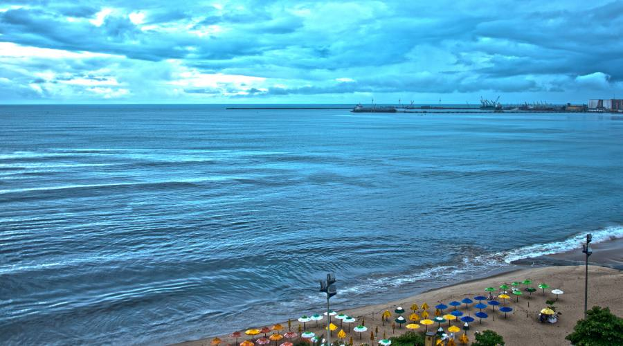 Appartamento 1 o 2 camere zona Porto de Iracema Agosto 2019: Fortaleza Praia de Mireles