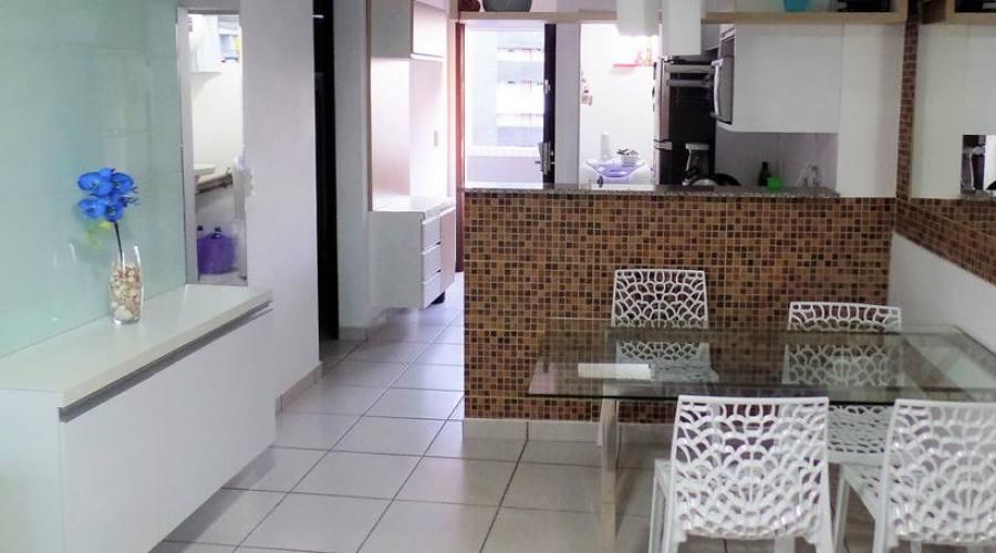Appartamento 1 o 2 camere zona Porto de Iracema Agosto 2019: Fortaleza - appartamento tipo