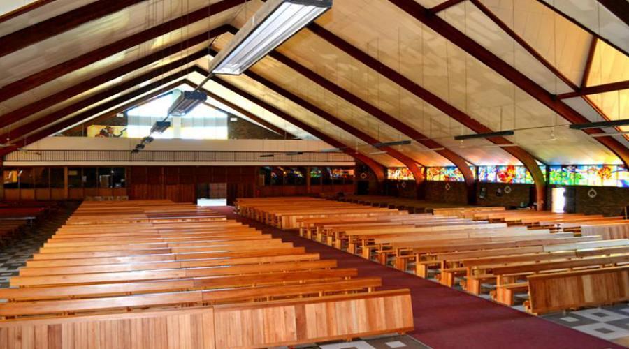 Chiesa di Regina Mundi - Soweto