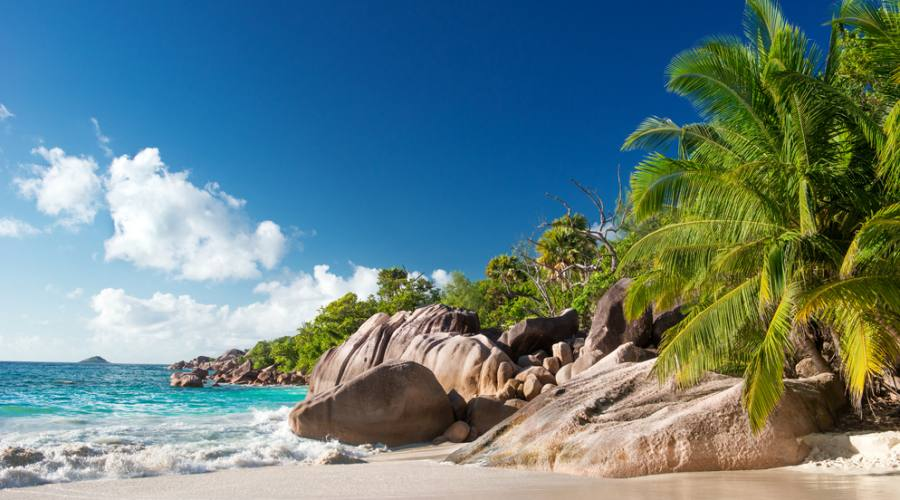 Anse Source d'Argent · La Digue ·