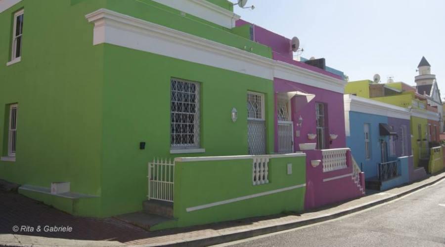 Bo-Kaap a Cape Town