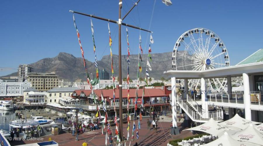 Waterfront a Cape Town
