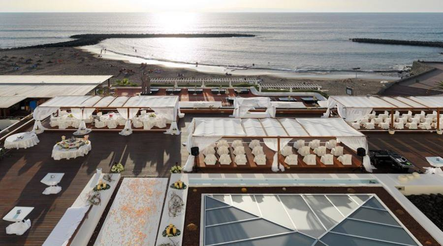 struttura spiaggia