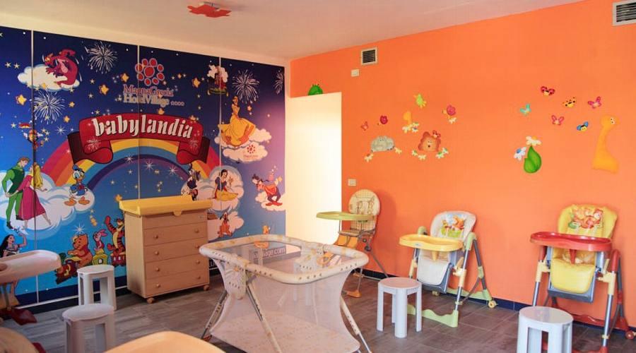 Sala bambini