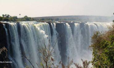 Nazione Arcobaleno - Safari in gruppo - Cascate Vittoria e Città del Capo