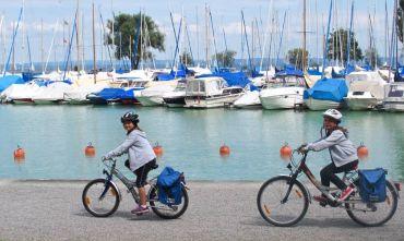 Fantastico tour in bici sul Lago di Costanza