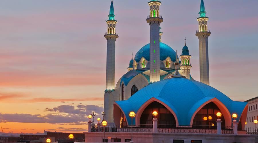 Kazan Moschea di Kul Sharif