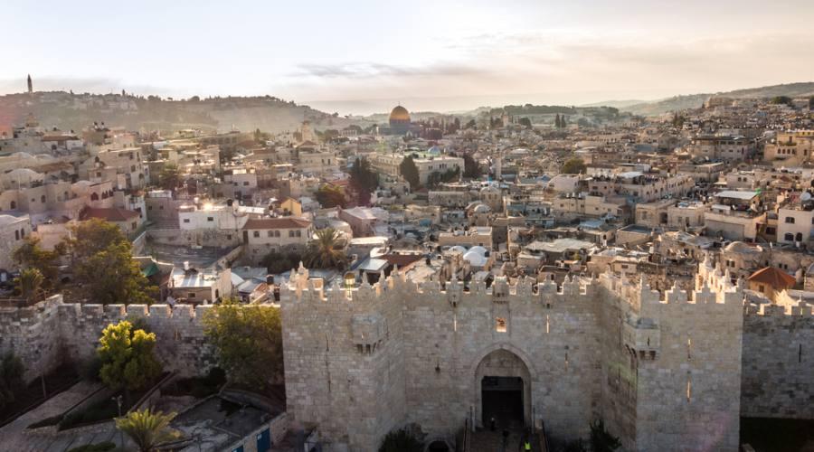 Le Mura Ottomane Gerusalemme