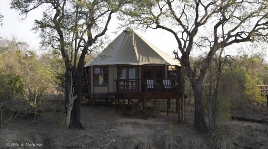 Hamilons Tented Camp