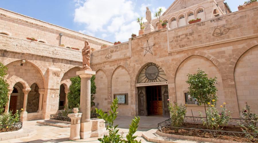 Betlemme Basilica della Natività