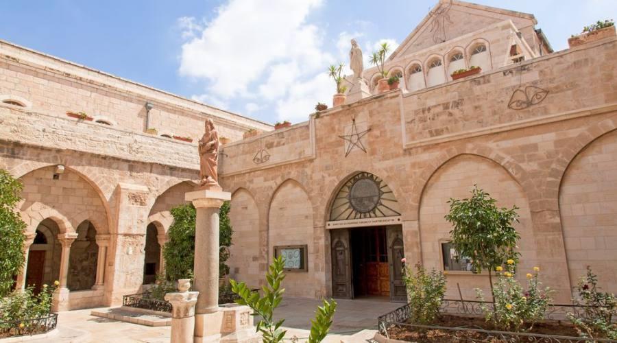 Betlemme la Chiesa della Natività