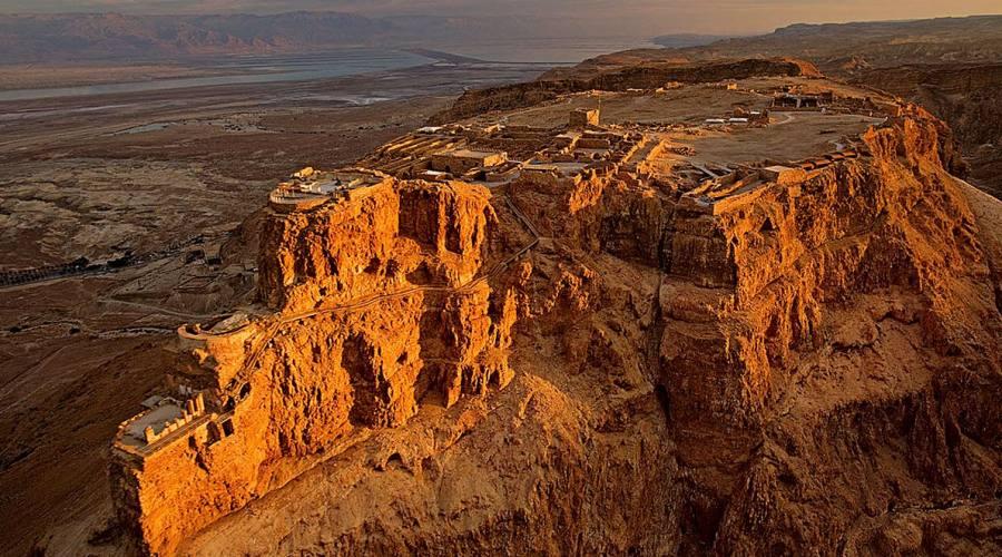 Masada la Fortezza di Erode