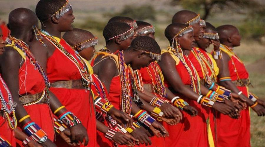 villaggio masai