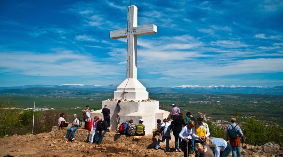 Monte della Croce Krizevac