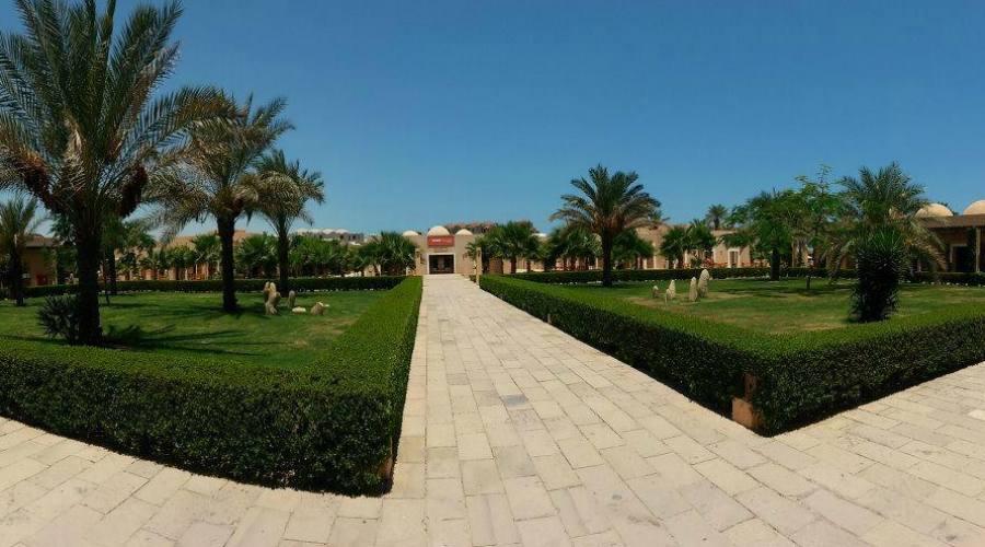 I giardini...