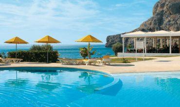 Villaggio 4 stelle con cucina e mini club italiani sulla spiaggia di Kolymbia