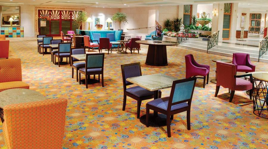 Lobby Coral Towers