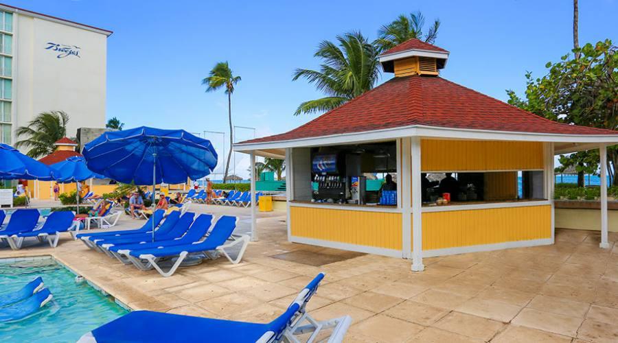 Bar della piscina