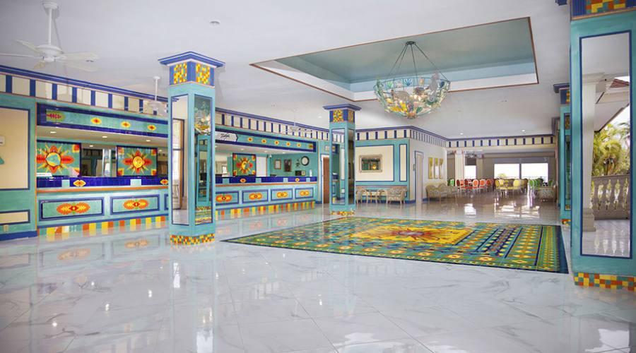 La lobby