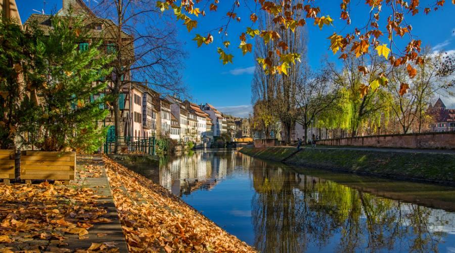 Strasburgo, le Petit France