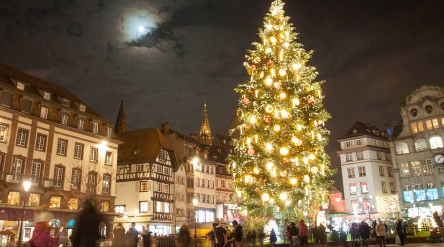 Strasburgo, è Natale