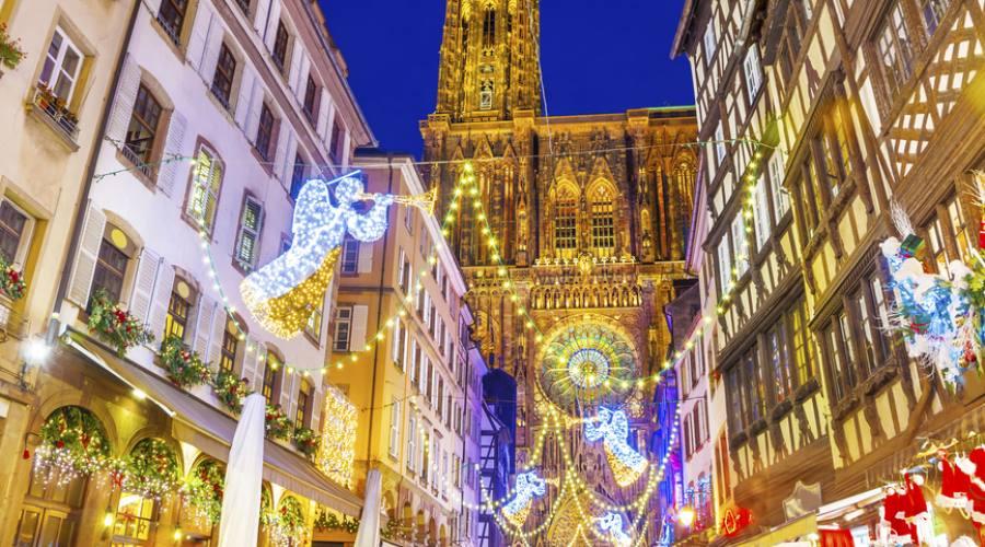 Luci a Strasburgo