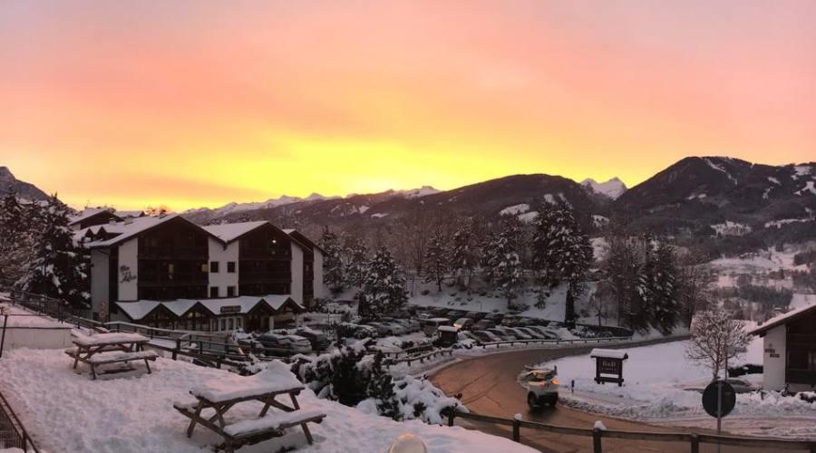 Trentino innevato