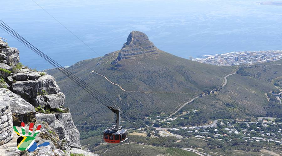 Cable way Table Mountain