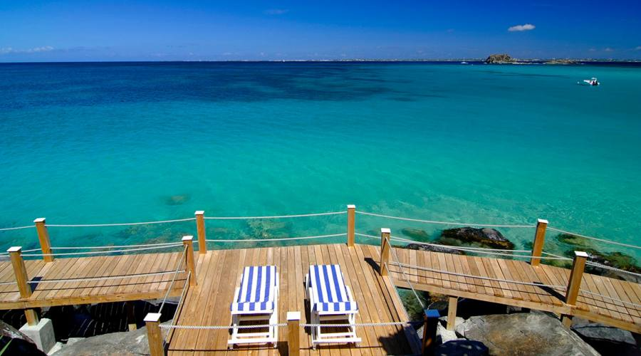 Relax vista oceano, Grand Case Beach Club