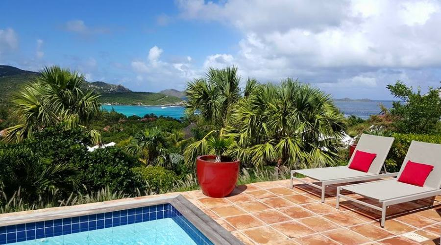 Le Village St. Barth - vista panoramica