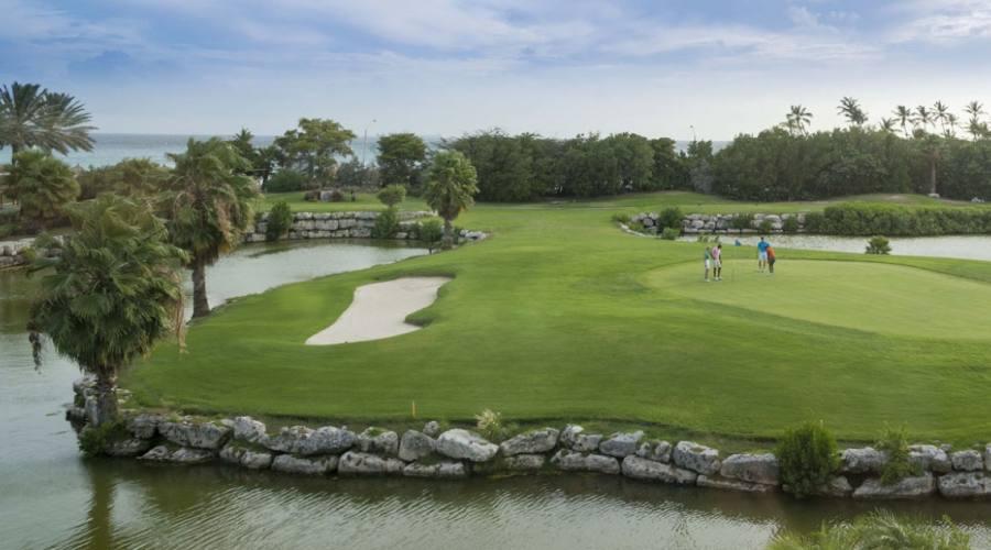 Divi Village All Inclusive Villas - il campo da golf
