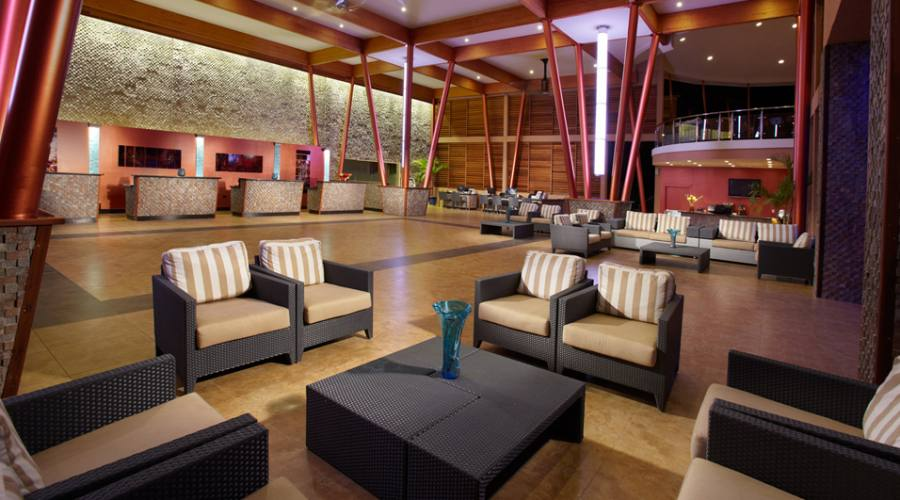 Divi Village All Inclusive Villas - la lobby