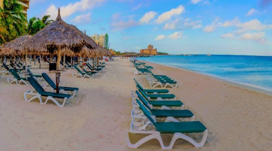 Hotel Barcelò - la spiaggia