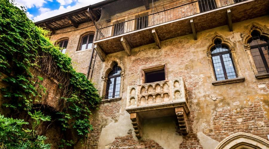 Casa di Giulietta e Romeo