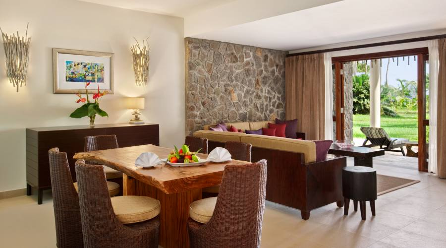 Kempinski beachside suite