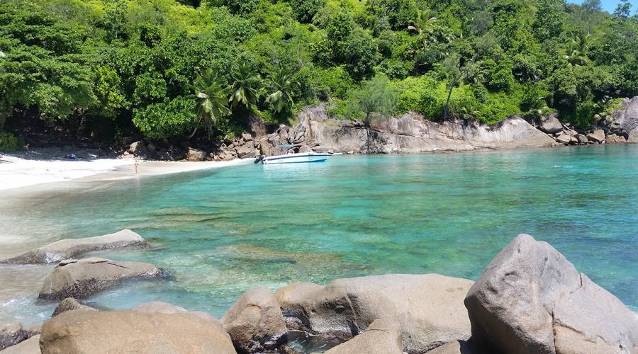 spiagge a Mahé