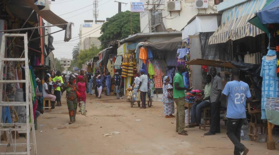 mercato di Dakar