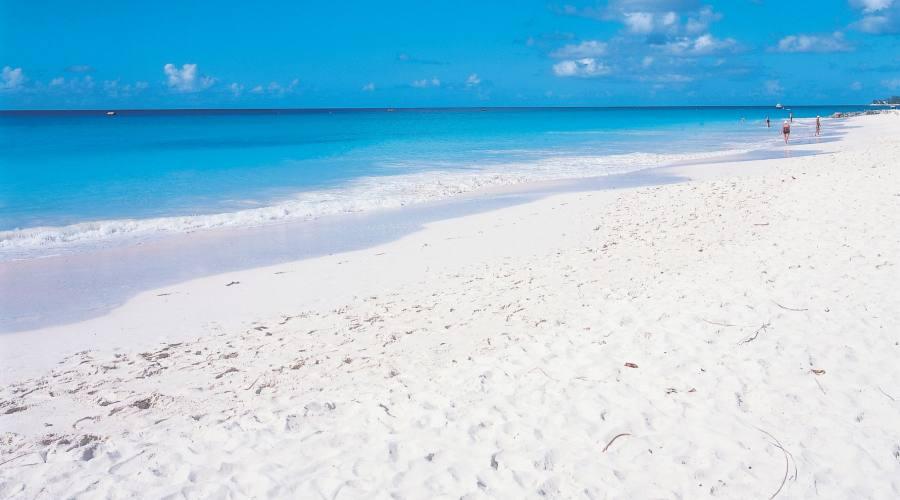 Le spiagge bianche di Barbados