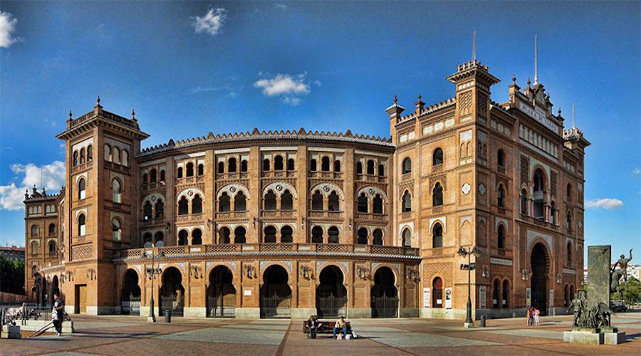 Plaza de toros Madrid
