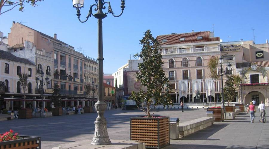 Plaza Mayor Ciudad Real