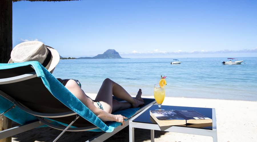Relax in spiaggia con vista