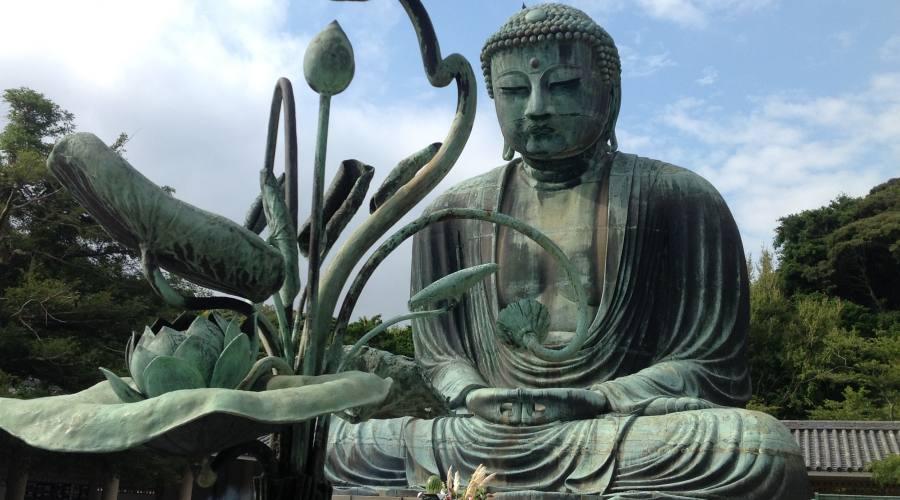 Kamakura - Il Grande Buddha