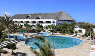 Jumbo Resort Watamu - Jacaranda area