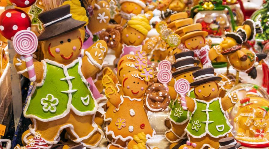 Salisburgo, i dolcetti