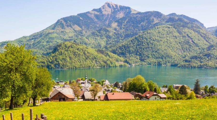 Salisburgo, i laghi