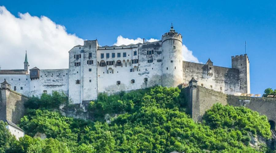 Salisburgo, il castello