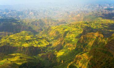 Trekking sui monti Semien